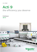 schneider acti9 catalogue